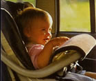 Protect Infants and Passengers from harmful UV rays !