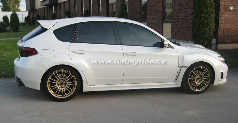 Supreme gallery automobile window tinting montreal for 16 window tint